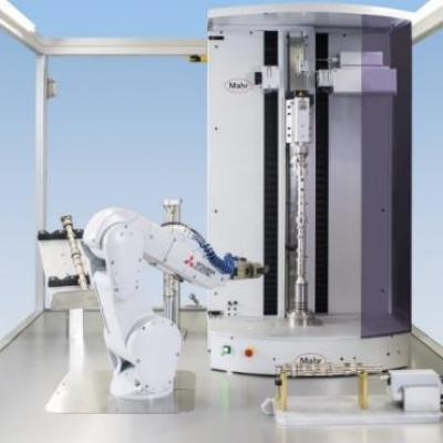 Optička i kontaktna (taktilna) jedinica za merenje osovina – MarShaft …