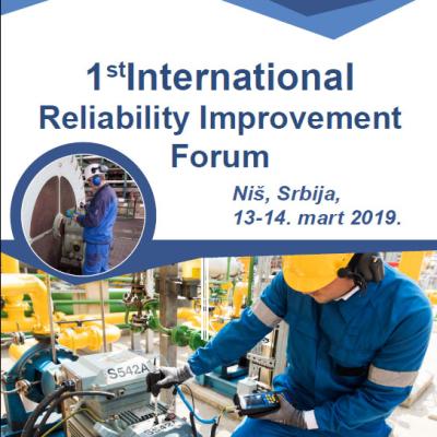 1st International Reliability Improvement Forum, (1st IRIF) …